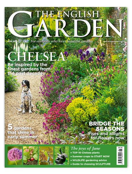 The English Garden Cover