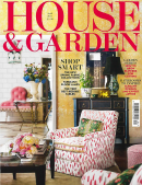 House and Garden Cover April 2017