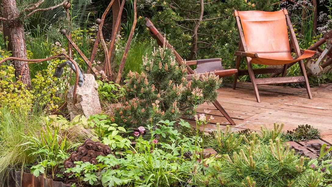 best artisan garden 2017