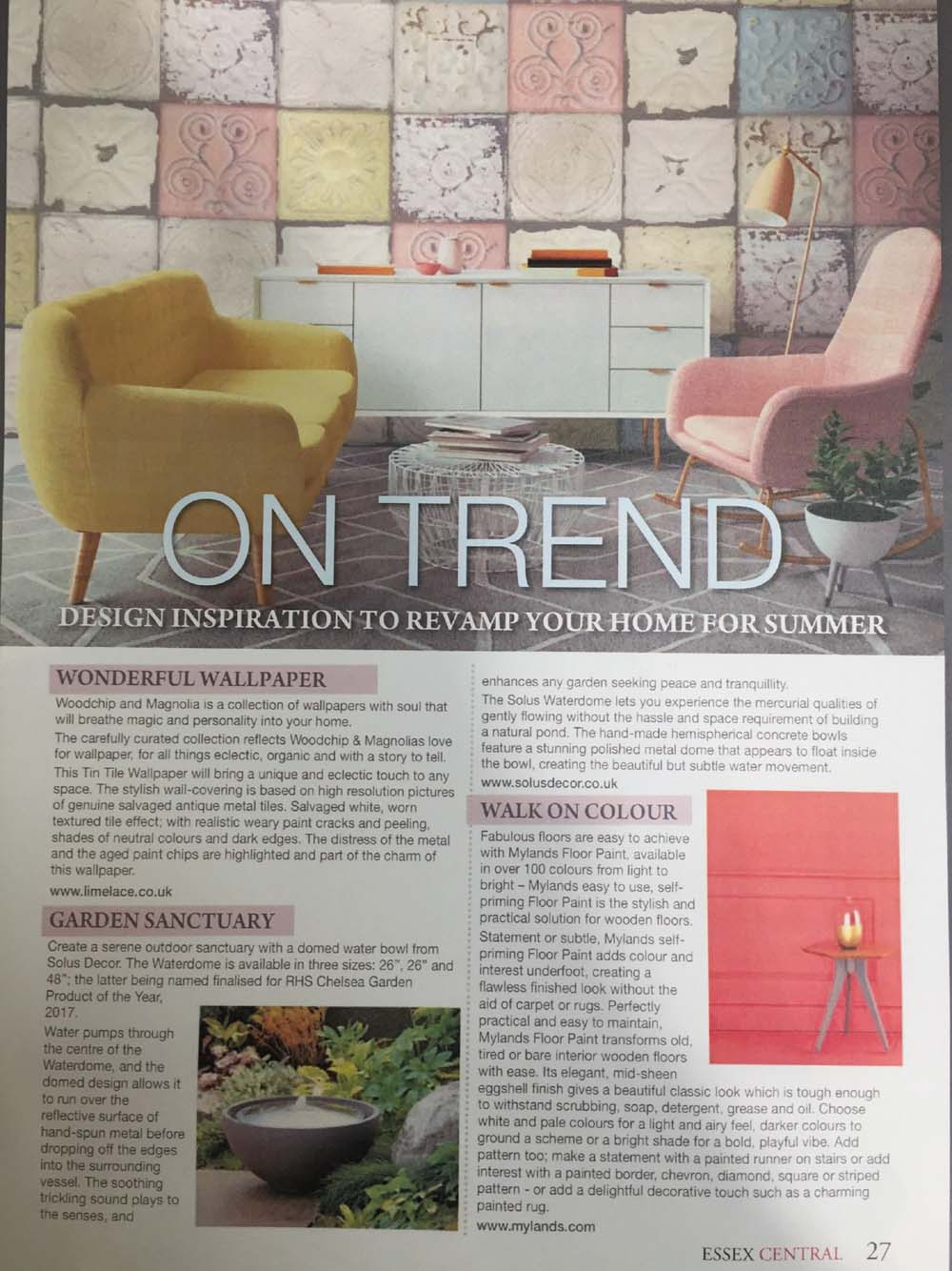 Essex Central Magazine