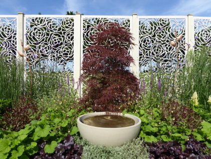 Solus Decor at BBC Gardener's World Live