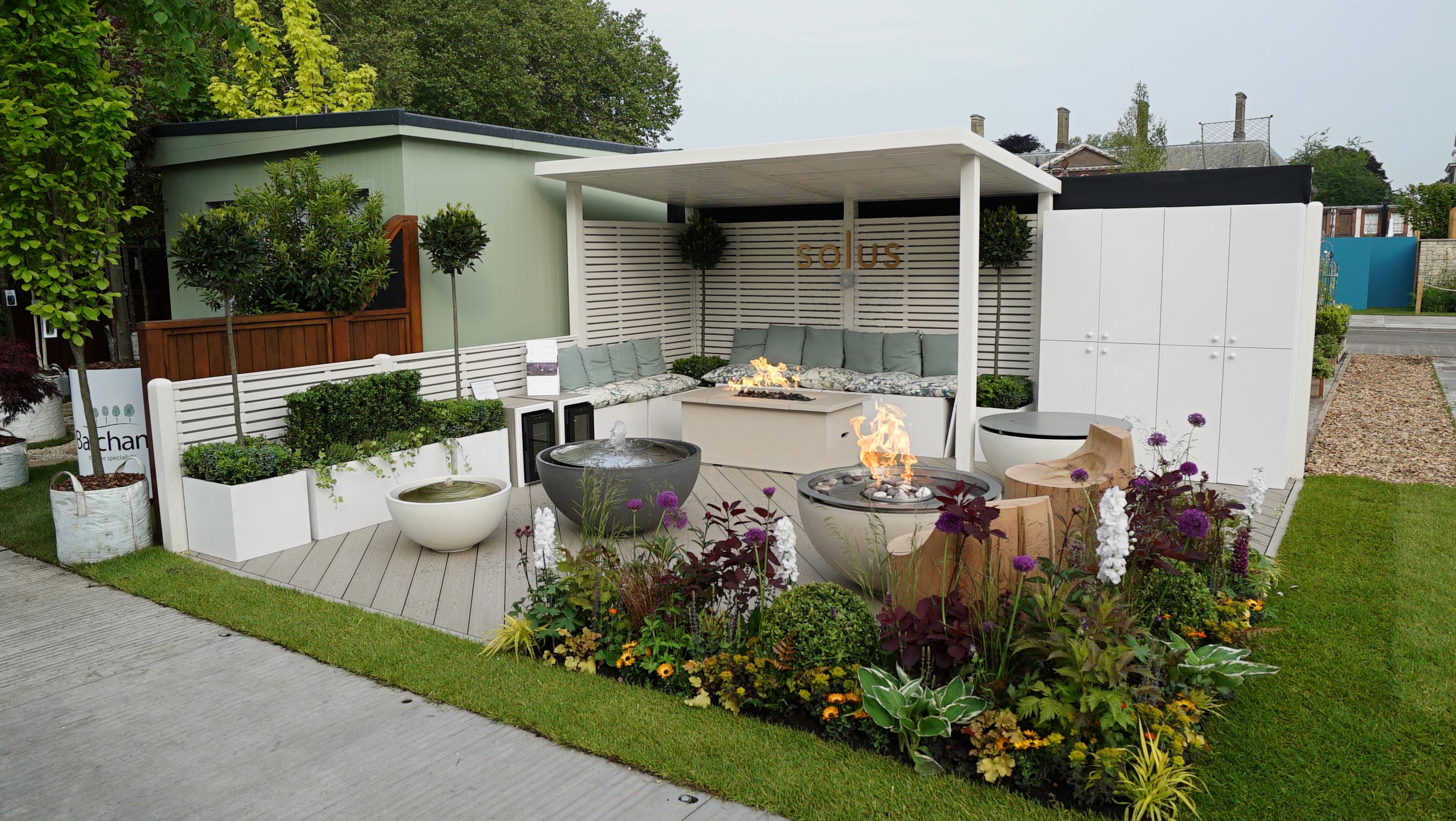 Solus Decor at RHS Chelsea Flower Show