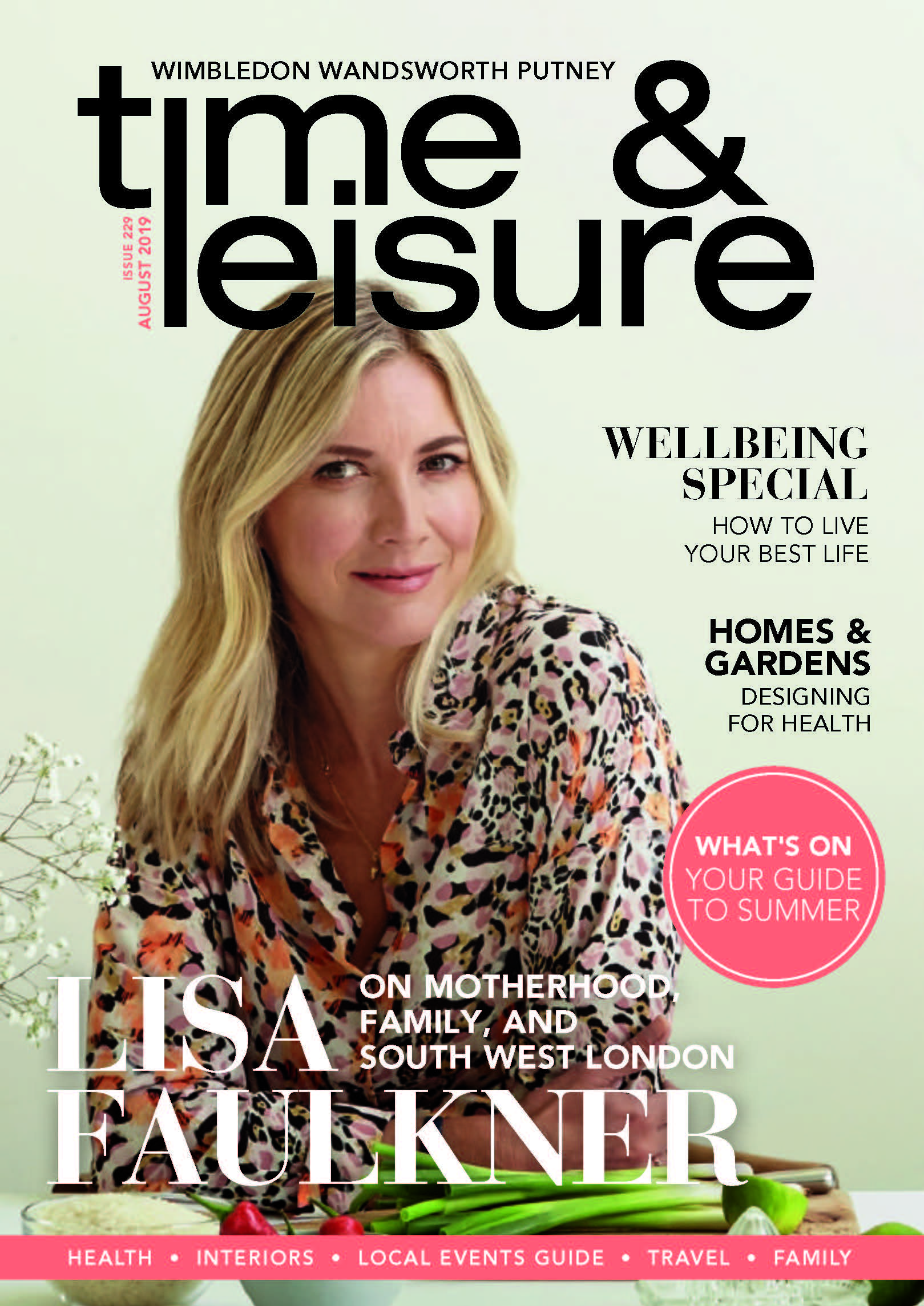 Time & Leisure Aug 2019
