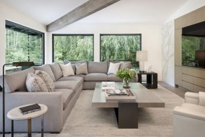 NB Design Group Living room