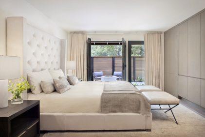 NB Design Group Master bedroom
