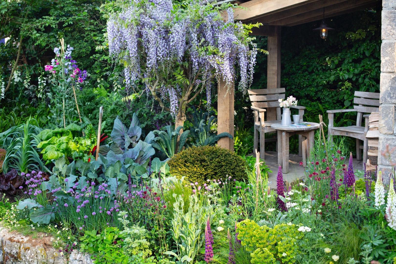 yorkshire garden 2018