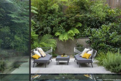 inside outdoor living