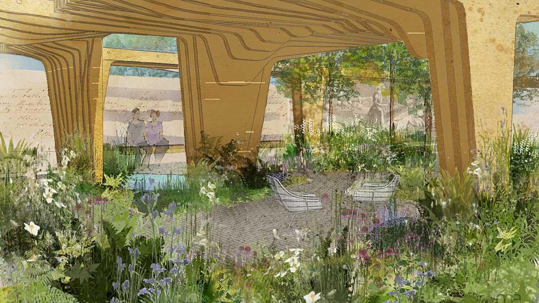 Florence Nightingale Garden